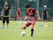 """Ảnh bóng đá - người đẹp - U23 Việt Nam: """"Bắn"""" phải chuẩn & không được """"diễn"""""""