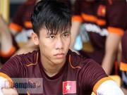 Tin bên lề bóng đá - Thủ lĩnh U23 VN muốn có kỷ niệm đẹp ở sân Shah Alam