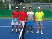 Các môn thể thao khác - Tin HOT 25/3: ĐT Davis Cup Việt Nam khởi đầu như mơ