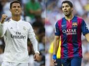 Bóng đá - Ronaldo, Suarez tranh bàn thắng đẹp nhất V28 Liga