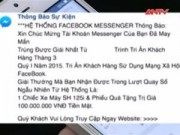 An ninh Kinh tế - Tiêu dùng - Tránh sập bẫy lừa trên mạng xã hội Facebook