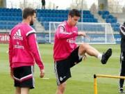 """Các giải bóng đá khác - Tin HOT tối 25/3: Rodriguez trở lại, Bale sắp """"ra rìa"""""""