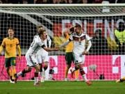 """Bóng đá - Đức - Australia: """"Kép phụ"""" tỏa sáng"""