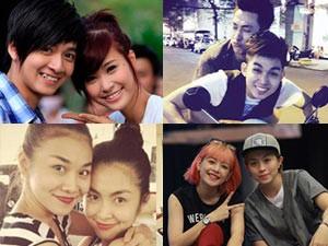 """Ca nhạc - MTV - 4 """"cặp đôi ngang trái"""" được fan Việt ủng hộ"""