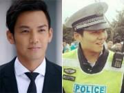 Bạn trẻ - Cuộc sống - Vận động viên bỏ đích vì chàng cảnh sát quá đẹp trai