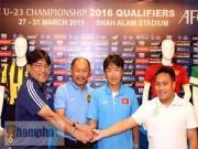 """Sự kiện - Bình luận - U23 Malaysia """"ngán"""" nhất Công Phượng của U23 VN"""