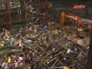 Video An ninh - Thủ tướng ra công điện vụ sập giàn giáo ở Formosa