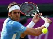 Tennis - Miami Masters ngày 1: Nỗi buồn Del Potro
