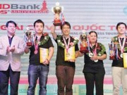 Các môn thể thao khác - Tài năng Việt tỏa sáng Tháng thanh niên