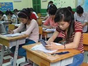 Giáo dục - du học - Sau ngày 30.4, thí sinh không được thay đổi cụm thi