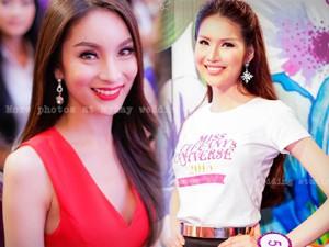 """Dàn mỹ nữ """"chào sân"""" tại Hoa hậu chuyển giới Thái Lan"""