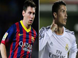 Messi muốn trọng tài đuổi Ronaldo ở El Clasico