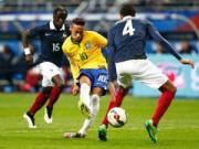 Bóng đá - Pháp  - Brazil: Thêm một lần đau