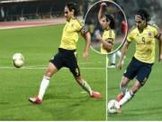 Ngôi sao bóng đá - Tịt ngòi ở MU, Falcao rực sáng trên tuyển Colombia