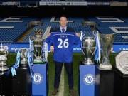 Bóng đá - Chelsea giữ chân Terry: Bài học từ Lampard và Drogba