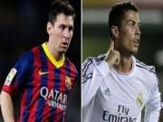 Video bóng đá hot - Messi muốn trọng tài đuổi Ronaldo ở El Clasico