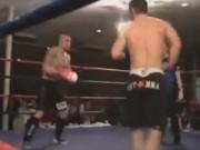Thể thao - Trớ trêu UFC: Hạ knock-out... chính mình
