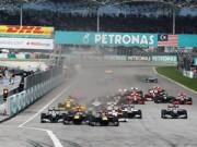 Đua xe F1 - Malaysian GP: Khó cho Honda và McLaren