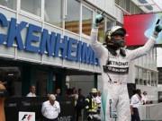 Thể thao - F1: Nỗi buồn mang tên German GP