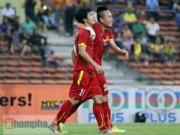 Bóng đá - U23 Malaysia - U23 VN: Ngỡ ngàng Công Phượng
