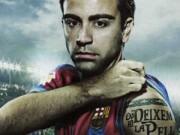 Ngôi sao bóng đá - Ký ức Xavi cùng Barca: 2 lần thắng MU chung kết C1