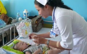 Sức khỏe đời sống - Tiêu chảy do virus, chớ dùng kháng sinh