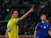 """Bóng đá - Ibrahimovic lập """"siêu phẩm"""" dễ nhất sự nghiệp"""