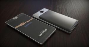 Dế giá rẻ - Ngắm Nokia 1100 concept chạy Android tuyệt đẹp