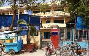 Giáo dục - du học - Một nữ sinh bị bạn khóa cửa lớp, đánh chảy máu miệng