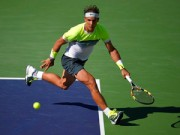 """Tennis - Hot shot: Nadal tung cú thuận hình """"quả chuối"""""""