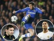 Bóng đá - Hazard thừa nhận không thể bằng Messi, Ronaldo