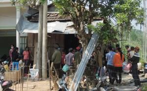 Tin tức trong ngày - 8 ngày, 5 người chết vì tử tự bằng lá ngón ở một làng