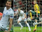 Sự kiện - Bình luận - Tuyển Anh đại thắng: Harry Kane thách đấu châu Âu