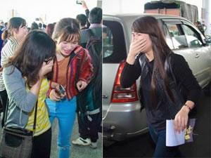 Khóc ngất vì sao Hàn: Hãy tôn trọng cảm xúc người khác!