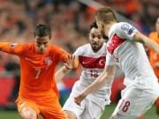 Bóng đá - Hà Lan - Thổ Nhĩ Kỳ: Thoát hiểm trong gang tấc