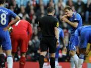 """Bóng đá Ngoại hạng Anh - Suarez """"cắn càn"""" lọt top 10 khoảnh khắc gây sốc NHA"""