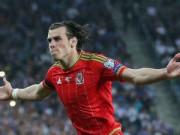 """Ngôi sao bóng đá - Bale """"lên đồng"""", Xứ Wales thẳng tiến Euro 2016"""