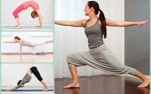 Thể dục thẩm mỹ - 10 bài tập yoga giúp vòng 3 tròn chắc