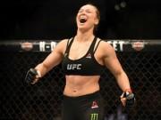 Thể thao - Rousey phản đối trọng nam khinh nữ ở UFC