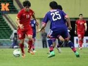 Bóng đá Việt Nam - U23 VN - U23 Nhật Bản: Nỗ lực đáng khen