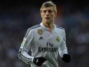 Cup C1 - Champions League - Tin HOT tối 29/3: Kroos chỉ trích truyền thông TBN
