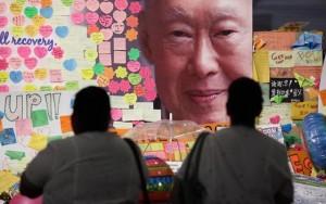 Các lãnh đạo thế giới tới Singapore, tiễn biệt ông Lý Quang Diệu