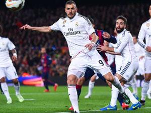 Đến lượt Benzema thách thức Ronaldo, Messi giành QBV