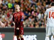 Các giải bóng đá khác - Bồ Đào Nha – Serbia: Thành quả ngọt ngào