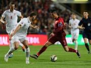 """Video bóng đá hot - Phục vụ ĐTQG, Ronaldo cũng gặp """"vấn đề"""""""