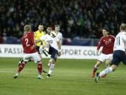 Bóng đá - Pháp - Đan Mạch: Dàn vai phụ tỏa sáng