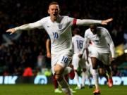 Bóng đá Ngoại hạng Anh - Rooney & ĐT Anh: Kỷ lục rất gần, vĩ đại còn xa