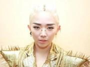 """Ca nhạc - MTV - Tóc Tiên nhuộm tóc trắng để làm """"người đàn bà hóa đá"""""""