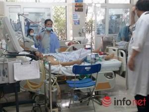 Tin tức Việt Nam - Sập giàn giáo Formosa: Tâm sự người vợ có chồng bị thương nặng