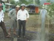 Tin tức trong ngày - Kỳ lạ giếng nước tự phun giữa mùa hạn ở Phú Yên